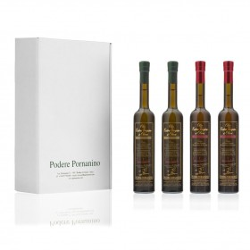 2 x Truffle Flavoured Olive Oil (small) + 2 x Hot Chili Pepper Olive Oil (small)