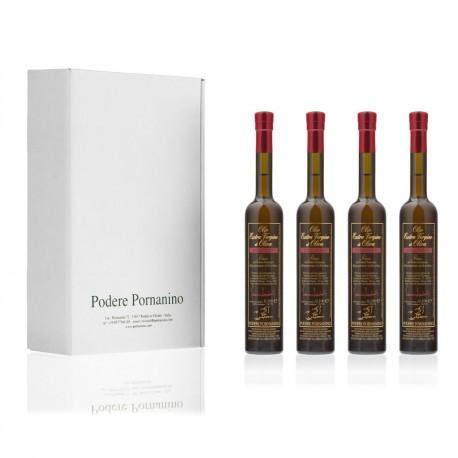 4 x Olio di Oliva al Peperoncino (piccola)