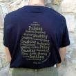 "T-shirt Pornanino ""Green Gold"""